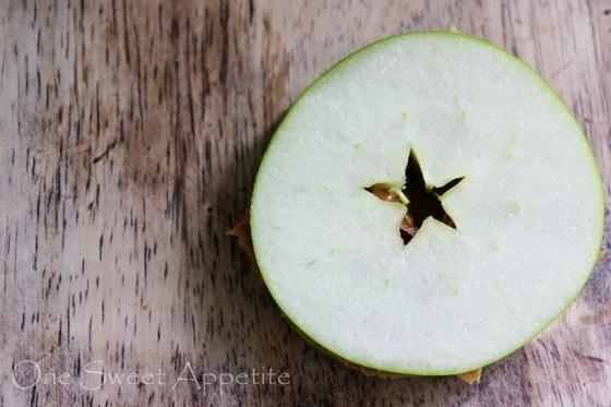 Apple PB&J recipe