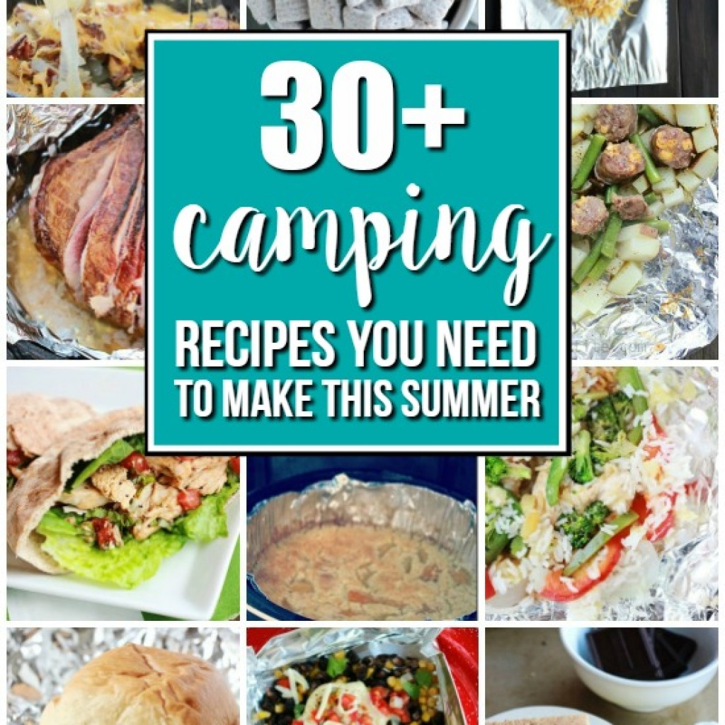 14 Best Images About Recipes Camping On Pinterest: 30 + Camping Recipes!