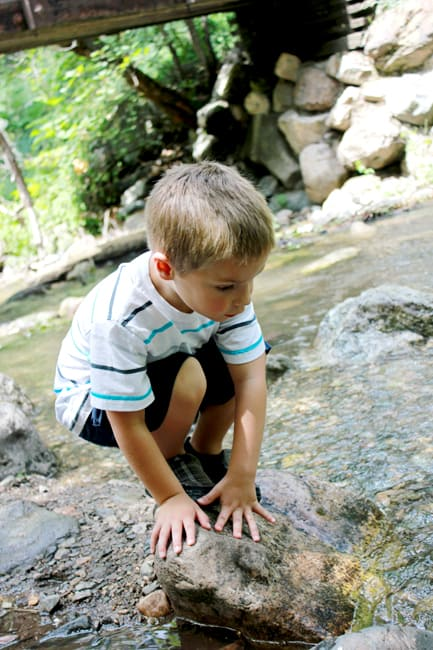 The BEST tips for camping with toddlers