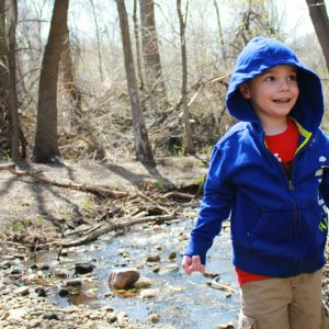 How to Survive the Weekend Camping With a Toddler