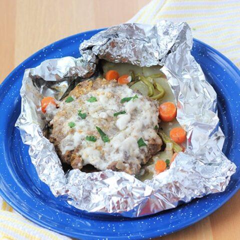 Easy Tin Foil Dinner Recipe