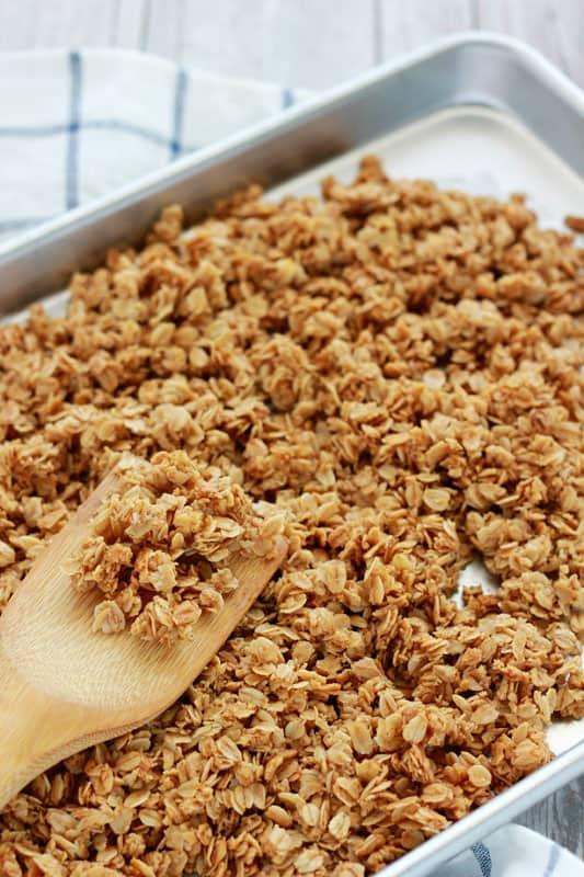 Vanilla-Granola-Recipe-on-One-Sweet-Appetite