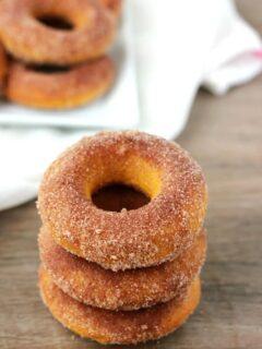 Pumpkin Donut Recipe