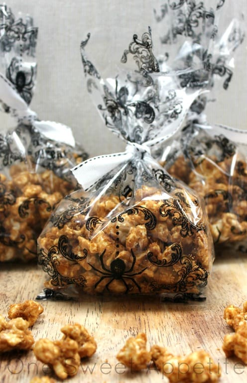 Homemade Caramel Corn Recipe