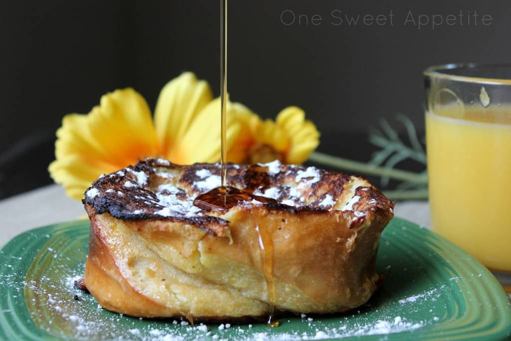 The BEST overnight french toast