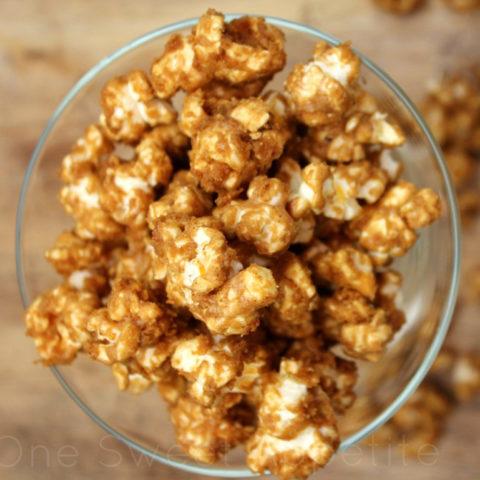 Best Caramel Corn Recipe