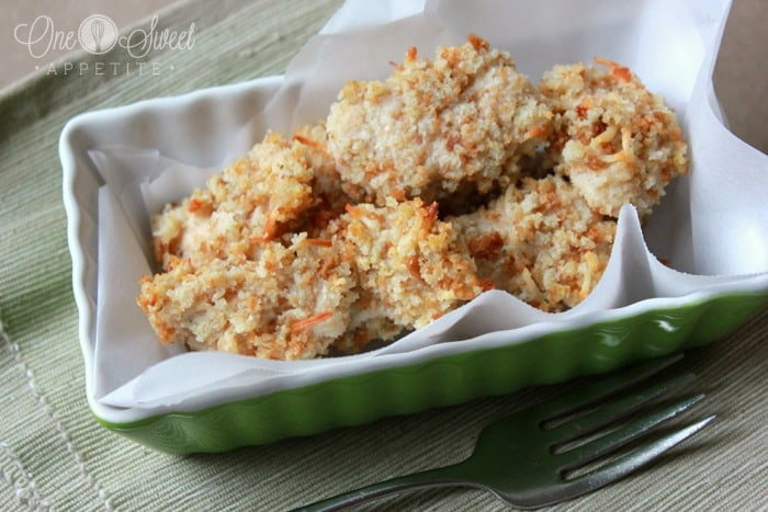 Baked Chicken Nugget Recipe