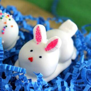 Easter Bunny Truffles