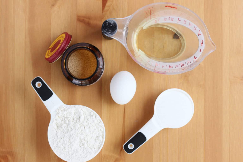 homemade hamburger bun ingredients