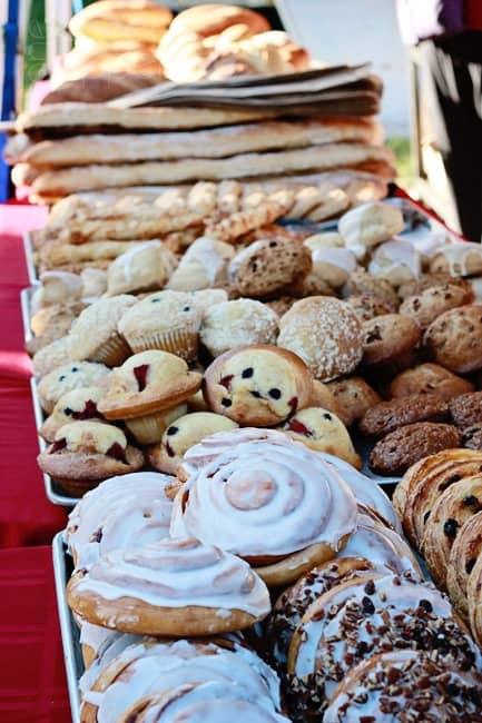 salt lake city farmers market pastries