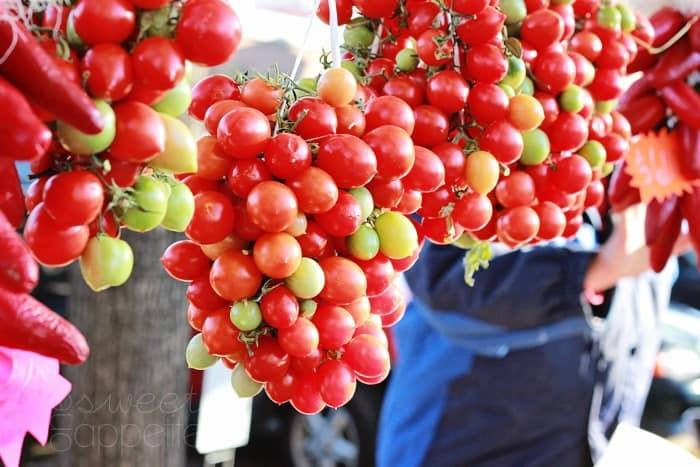 salt lake city farmers market tomatoes