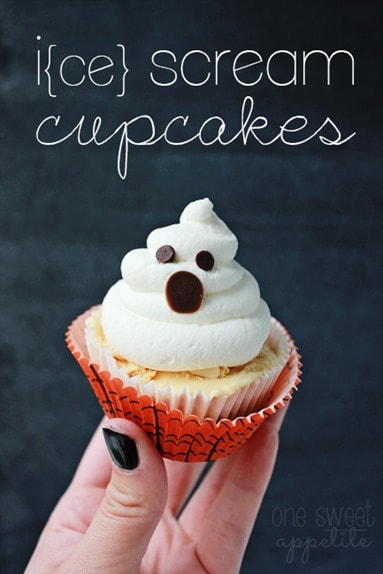 ice scream cupcakes