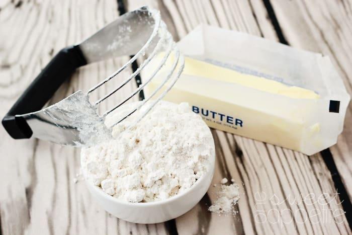 perfect pie crust ingredients