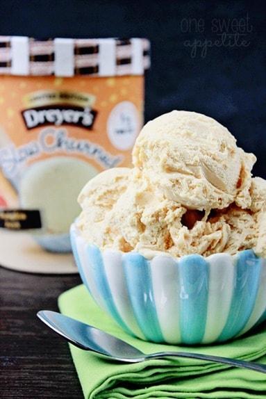 ice scream cupcakes pumpkin ice cream