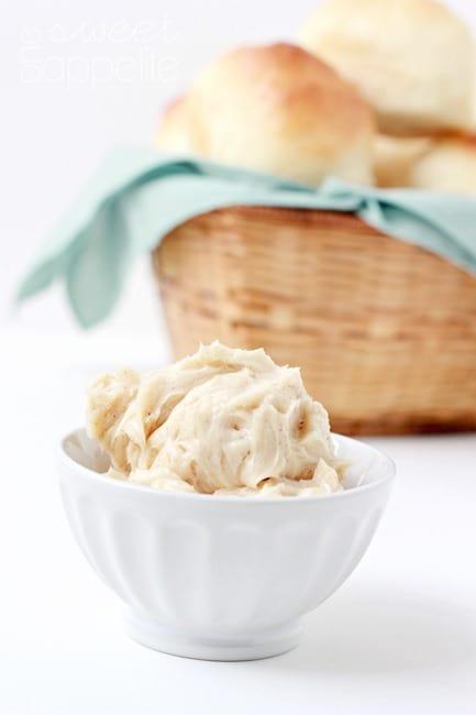 honey cinnamon butter easy recipe