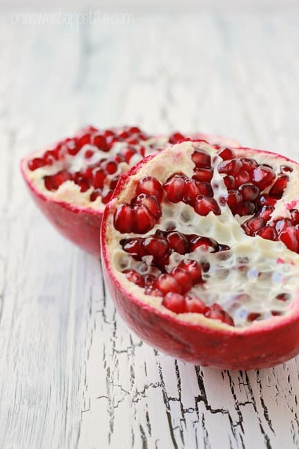 pomegranate jelly fruit