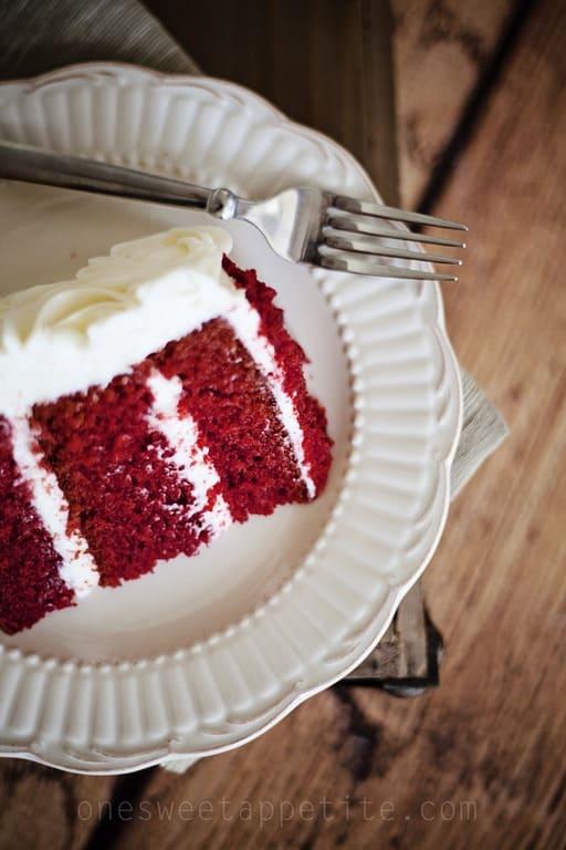 How Deep Tin For Red Velvet Cake