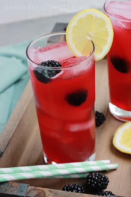 blackberry lemonade recipe