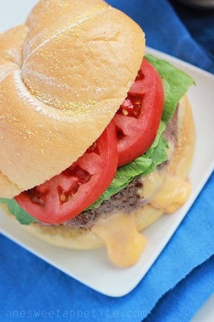 inside out cheeseburgers recipe