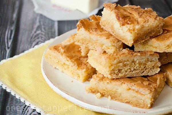 butter bar recipe