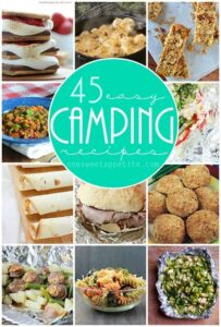 45 Easy Camping Recipes