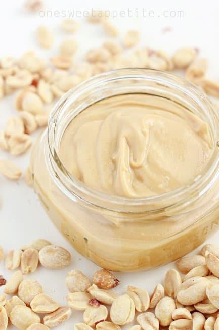blendtec peanut butter recipe