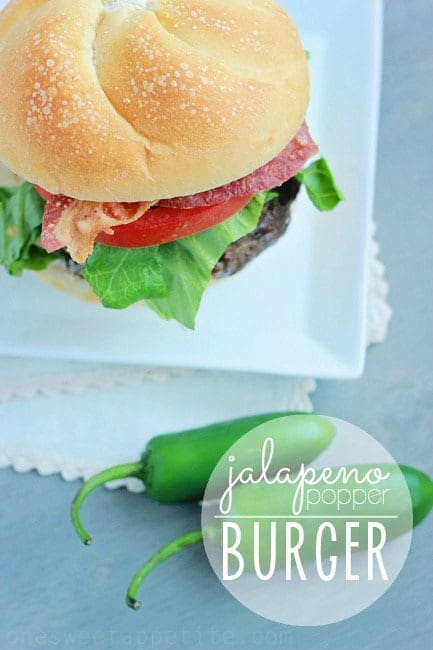 jalapeno popper burger recipe