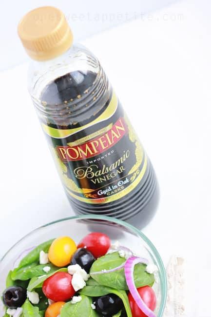 Simple balsamic vinaigrette ingredients