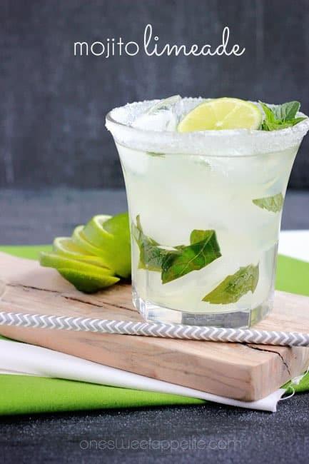 mojito limeade drink
