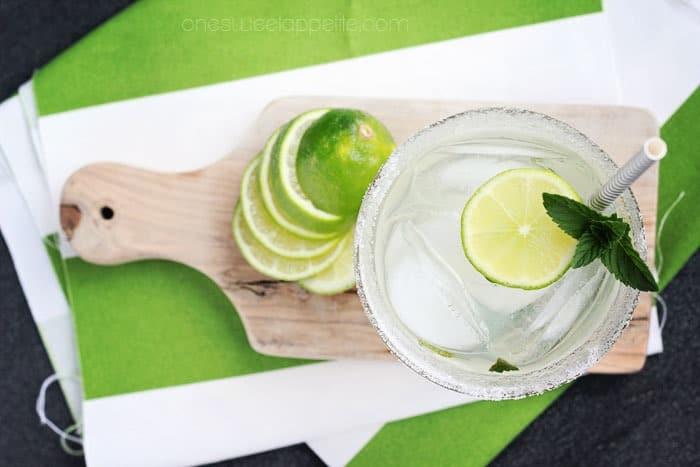 mojito limeade cocktail