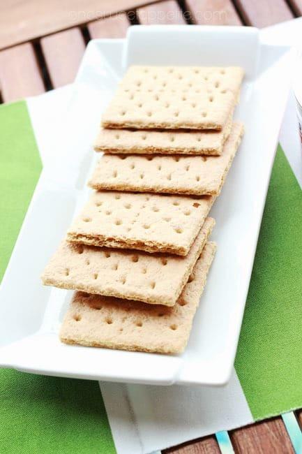 smores bar crackers