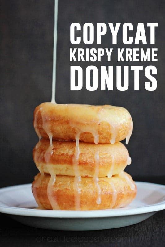 copycat krispy kreme donuts