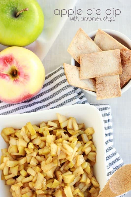apple pie dip recipe