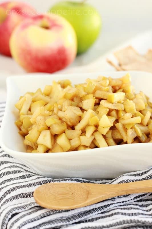 apple pie dip easy recipe