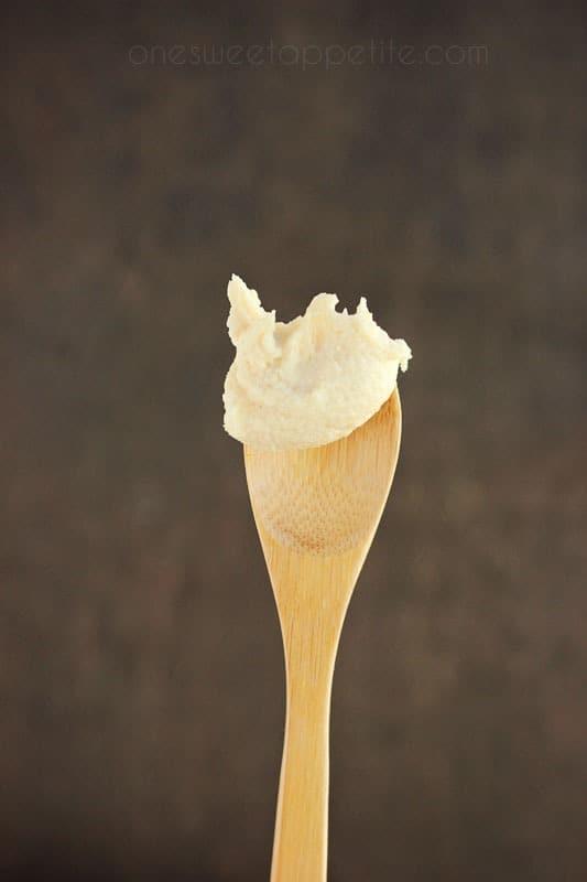 salted caramel buttercream recipe