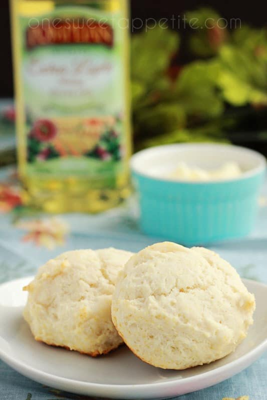 olive oil drop biscuits recipe