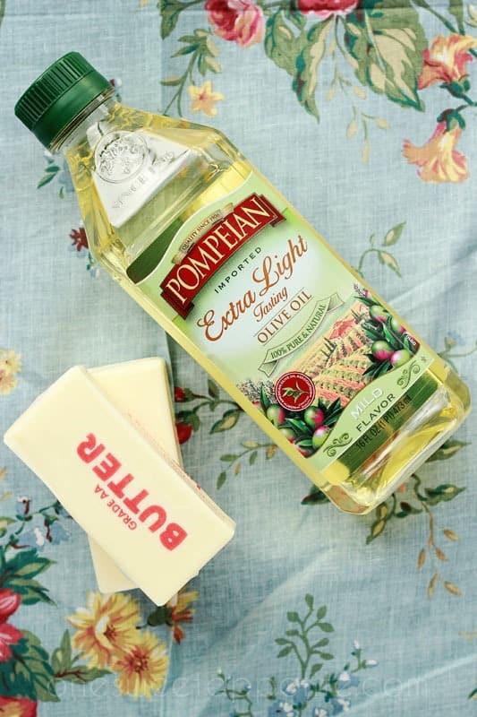 olive oil drop biscuits ingredients