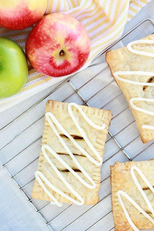 apple pie turnovers easy recipe