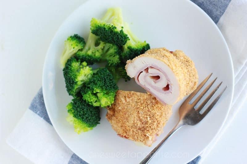 chicken cordon bleu easy recipe