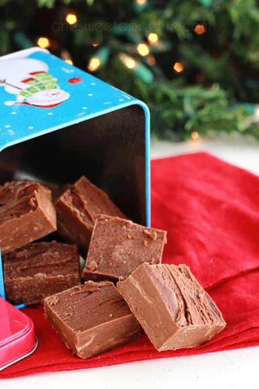 two-ingredient-peanutbutter-fudge