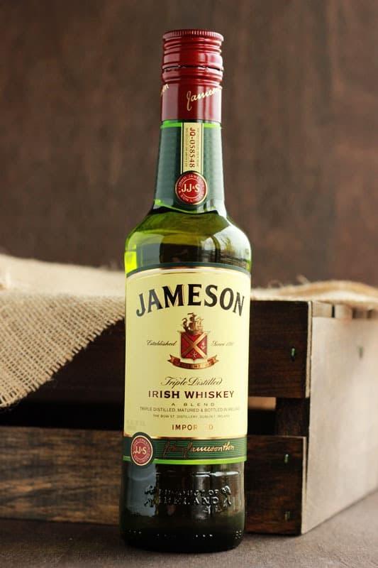 Irish Stout Whiskey Cupcakes whiskey