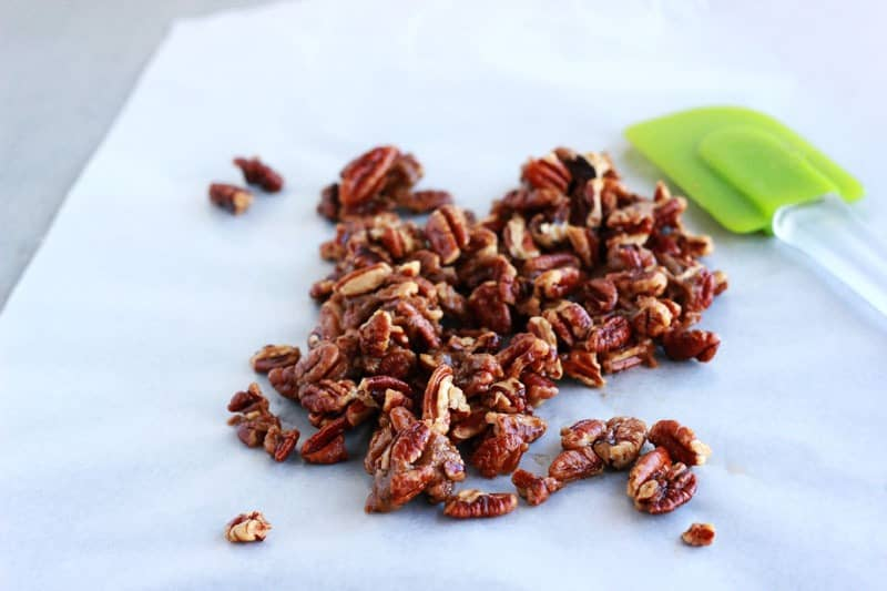 candied pecans candy