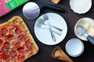 Quick Summer Gathering with DIGIORNO® pizzeria!