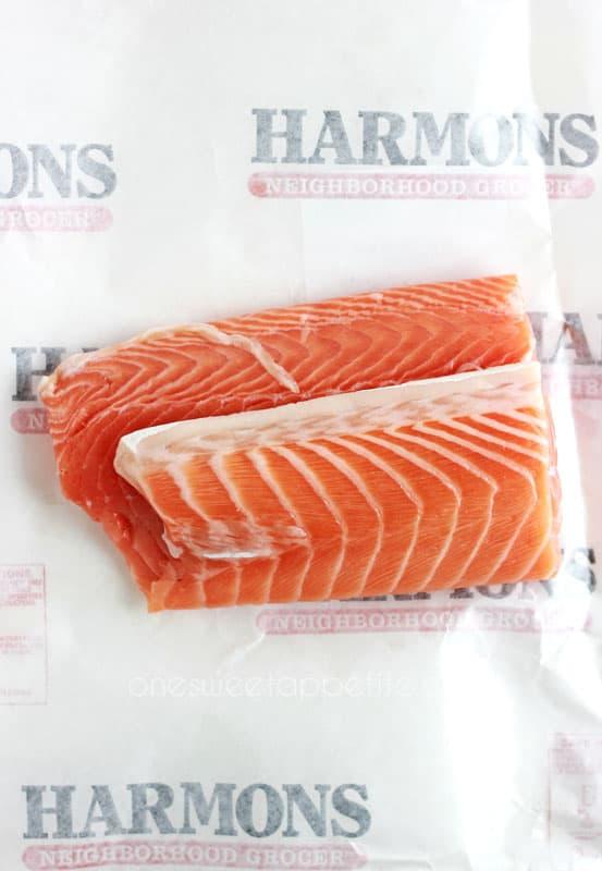 Salmon Kabobs fish