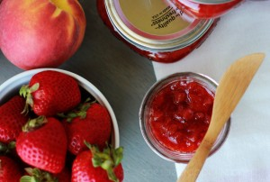 Strawberry Peach Jam