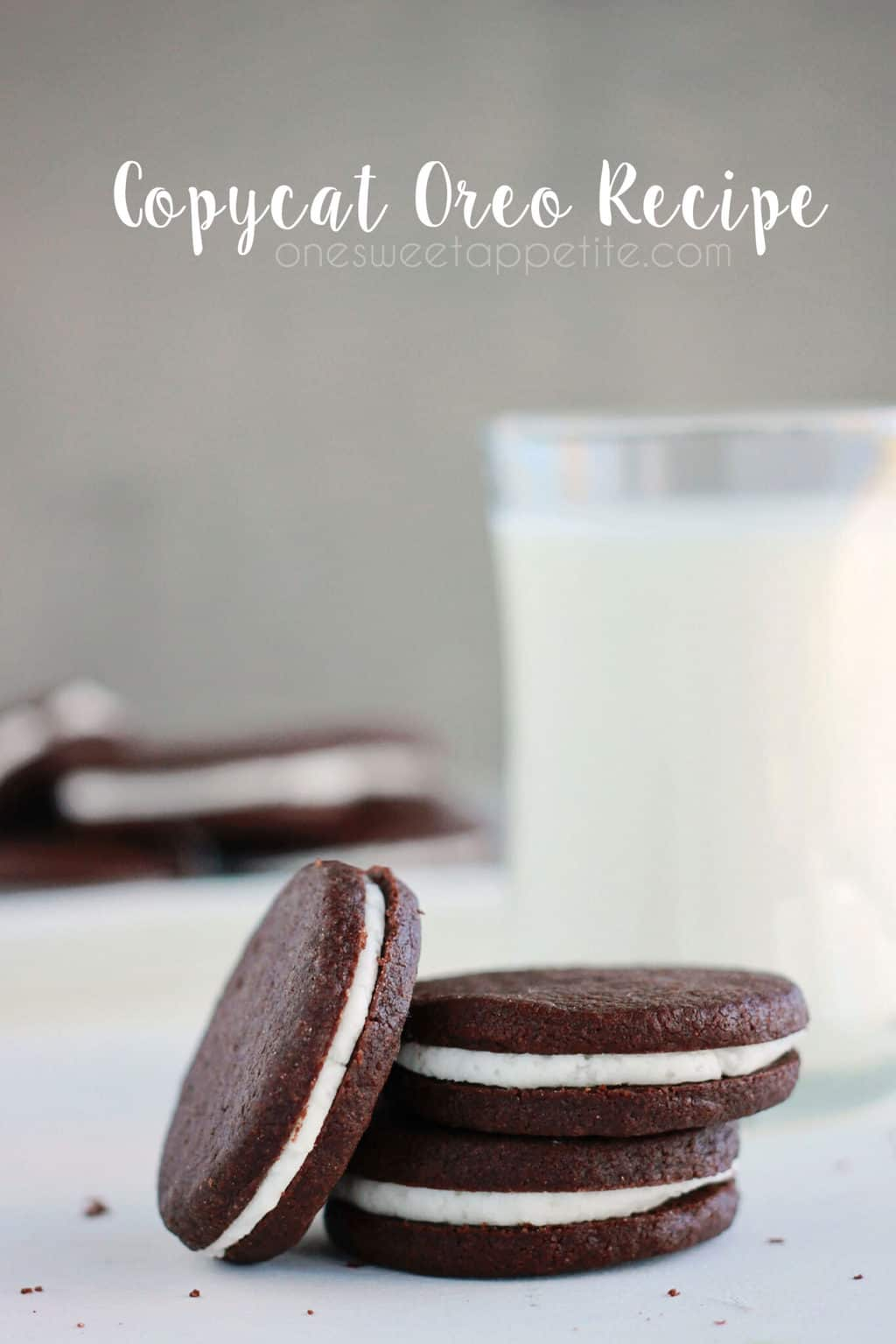 Copycat Oreo Recipe
