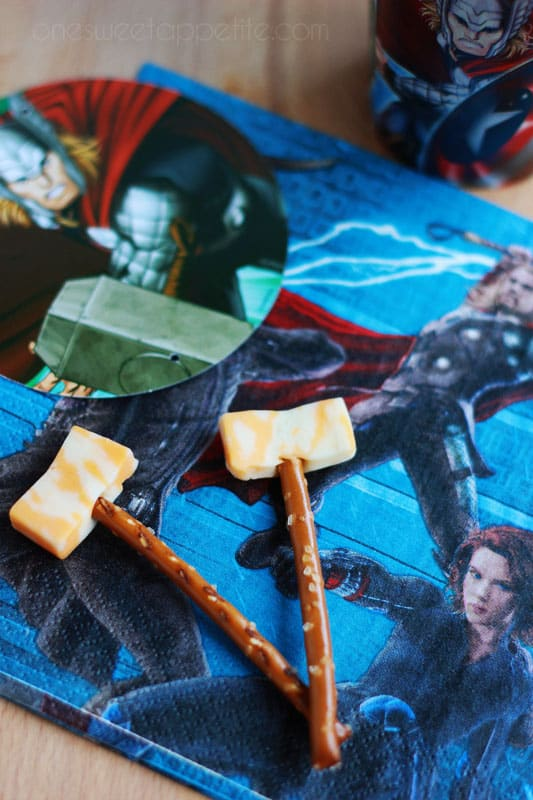 MARVEL Thor party food