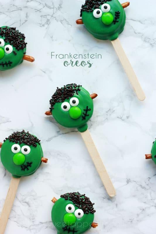 Frankenstein Oreo's