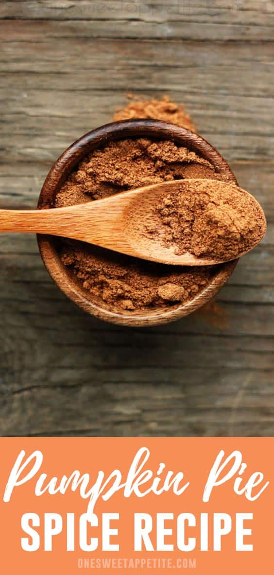 Homemade Pumpkin Pie Spice is easier than you would think. Just mix a few ingredients you already have in your pantry and you are ready for some serious fall baking!