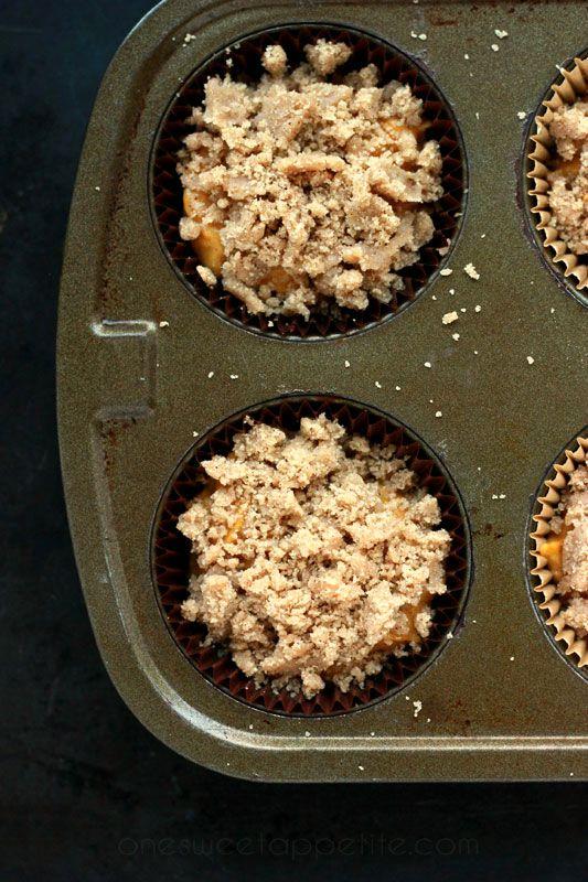 pumpkin streusel muffins recipe